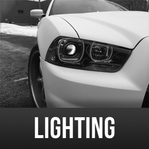 LightingButtonBlackAndWhite